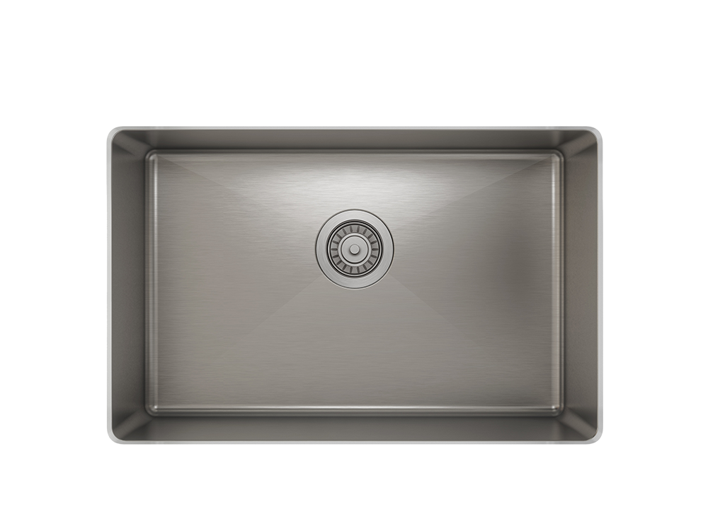 Stainless steel kitchen sink, handcrafted  - ProChef