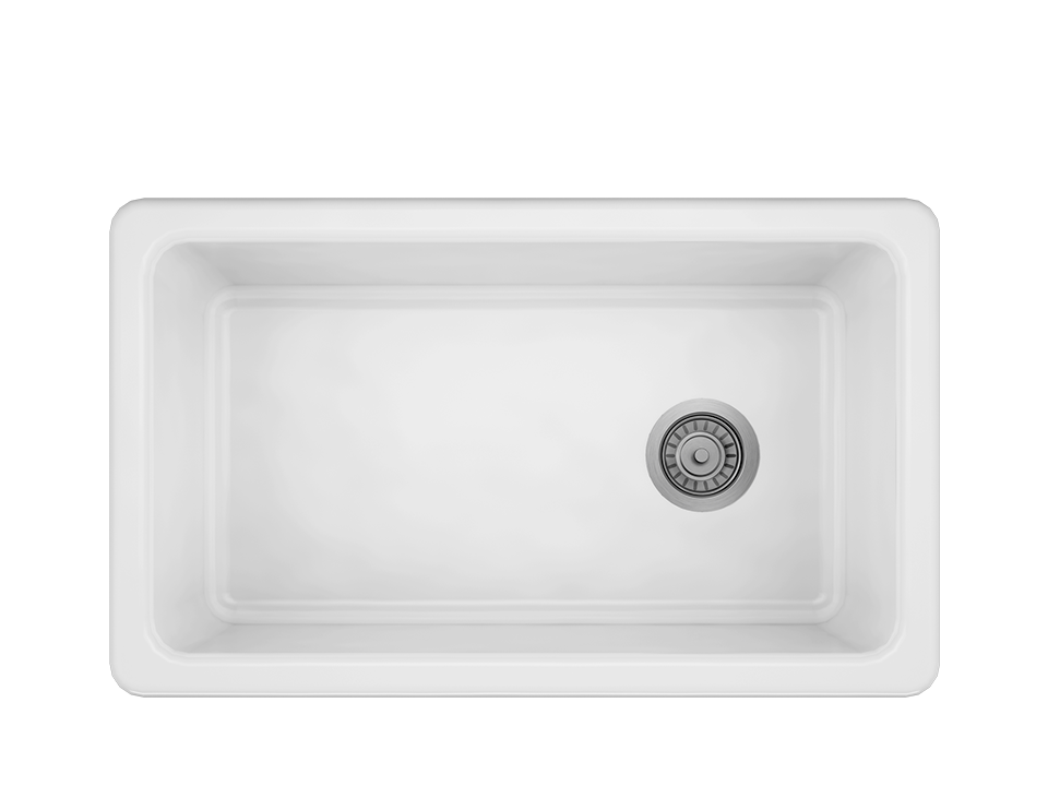 Fireclay kitchen sink  - ProChef