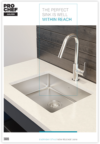 ProInox H0+H75 - ADA sinks brochure