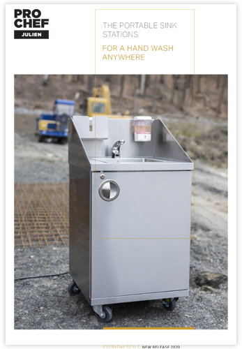 Portable sink stations - HS24 brochure