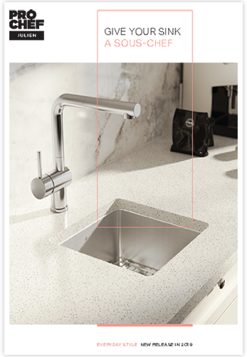 ProInox H0+H75 - Bar / Prep Sinks
